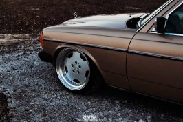 DLEDMV 2020 - Mercedes W123 Airride & BBS - 003