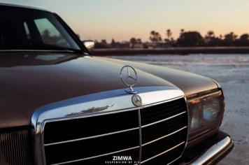 DLEDMV 2020 - Mercedes W123 Airride & BBS - 006