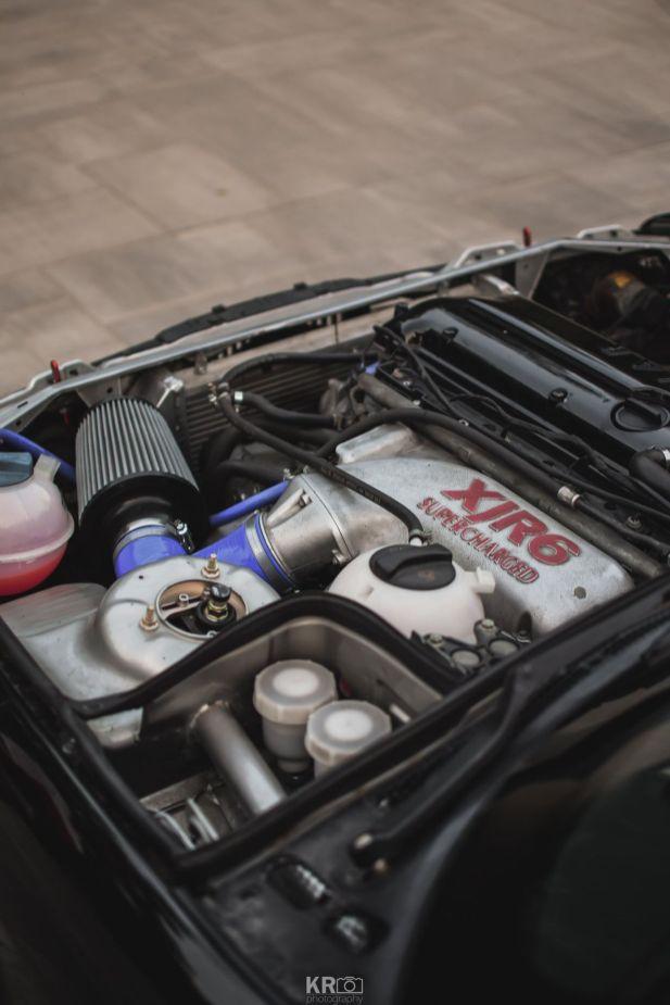 DLEDMV BMW 540i E34 de 1994 - Avec un 6 en ligne compressé 08