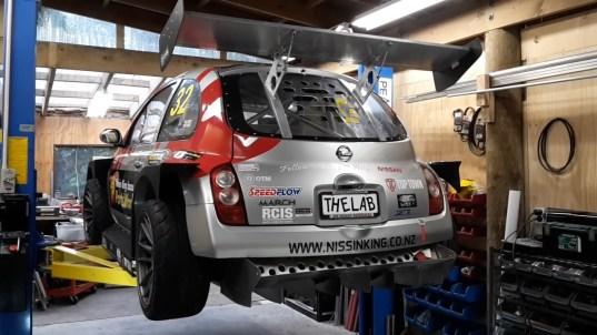 2020 DLEDMV - Nissan Micra V6 Turbo - Mimicracra fait n'importe quoi - 06
