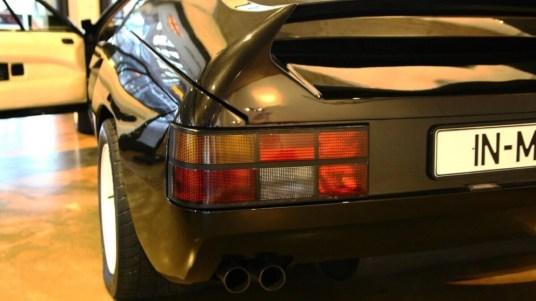 DLEDMV 2020 - BMW M1 Speed Record - 007
