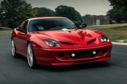 DLEDMV 2021 - Ferrari 550 Maranello Breadvan - 001