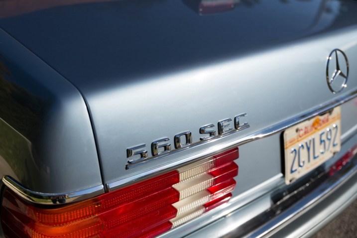 DLEDMV 2021 - Mercedes 560 SEC Cabrio RM Sotheby's - 009