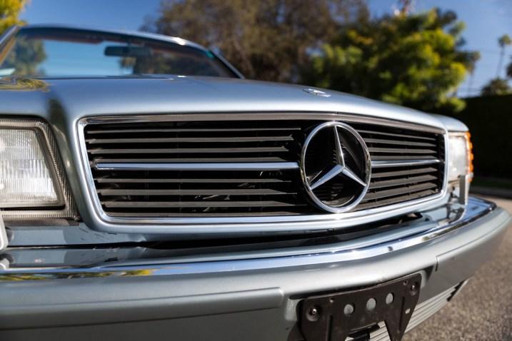 DLEDMV 2021 - Mercedes 560 SEC Cabrio RM Sotheby's - 020
