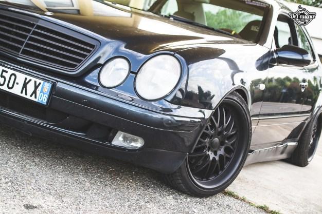 DLEDMV 2021 - Mercedes CLK 200K Drift United Driver -12-2
