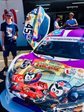DLEDMV 2021 - #Petrolhead Yvon Amiel - Antoine Le pilote -11