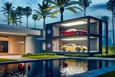 DLEDMV 2021 - Car home garage - 033