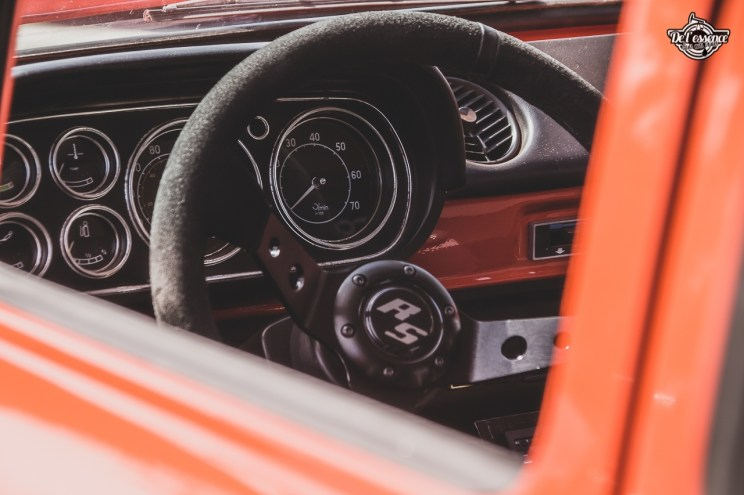 DLEDMV 2021 - Ford Escort RS2000 mk1 Serge Restomod-3