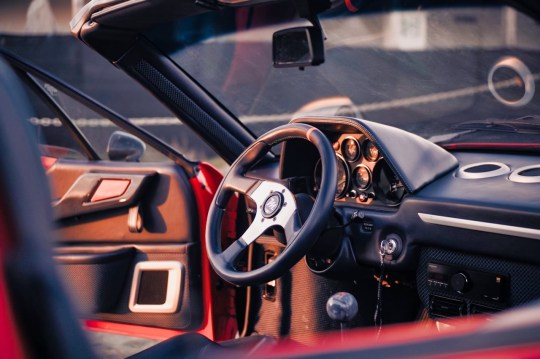 DLEDMV 2021 - Maggiore 308M Ferrari Restomod - 010