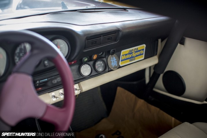 DLEDMV 2021 - Porsche 930 Turbo Yoshida Specials MidNight Club - 013