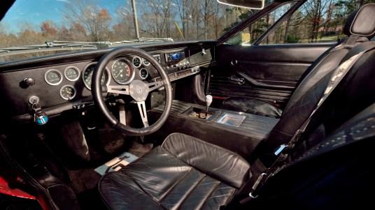 DLEDMV 2021 - De Tomaso Mangusta Shelby - 001