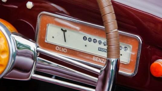 DLEDMV 2021 - Lancia Aprilia Pininfarina Convertible Mecum - 004
