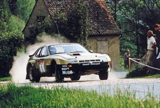 DLEDMV 2021 - Porsche 924 Carrera GTS Walter Röhrl 1981 - 002