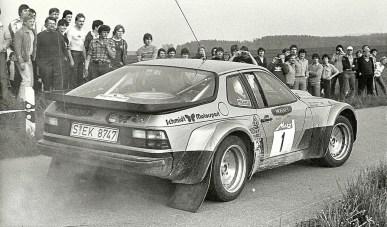 DLEDMV 2021 - Porsche 924 Carrera GTS Walter Röhrl 1981 - 004