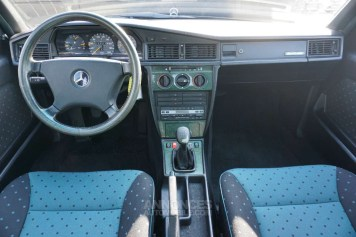 DLEDMV 2021 - Mercedes 190 Avantgarde Airride BBS - 002