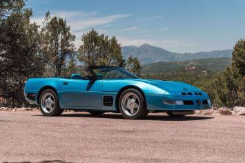 DLEDMV Chevrolet Corvette C4 Callaway 06