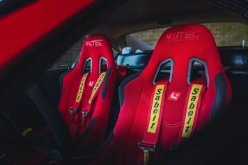 DLEDMV 2021 - Ferrari 308 GTB LM int - 006