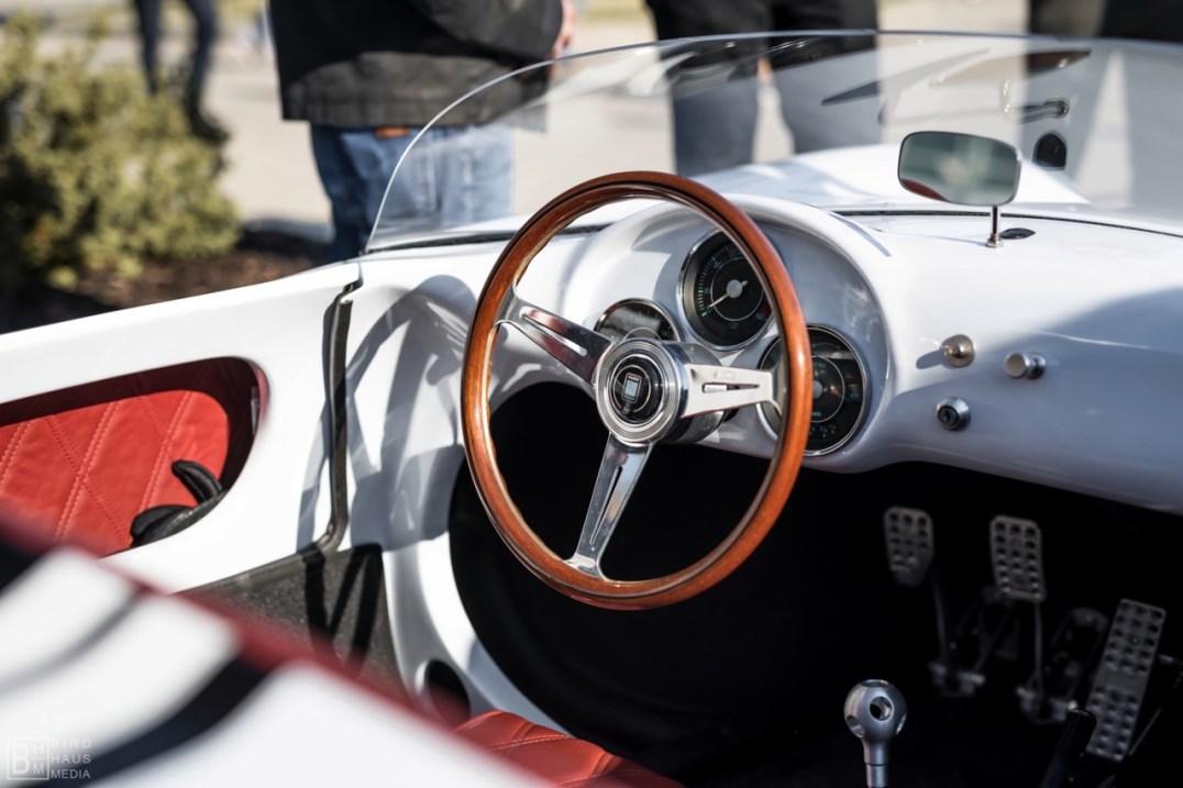 DLEDMV 2021 - Porsche 550 Spyder Outlaw Subaru BaT - 001