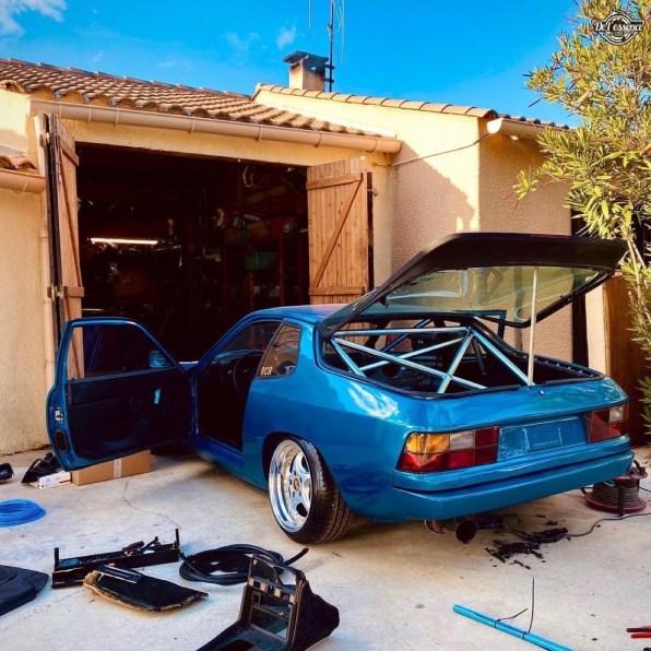 DLEDMV 2021 - Porsche 924 Turbo Airride Chris - 008