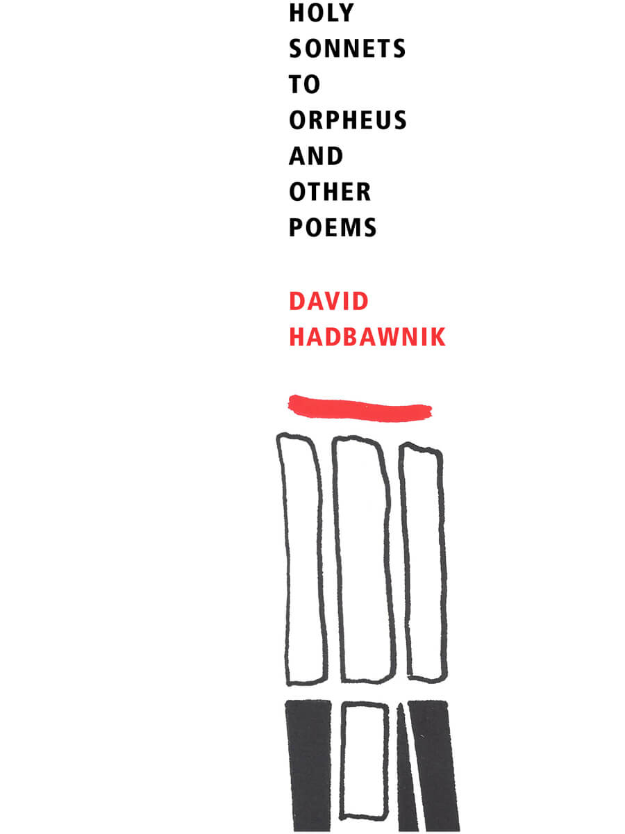 david hadbawnik holy sonnets