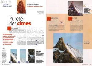 Artistes magazine . n°131 janvier-février 2008 . page 18-19