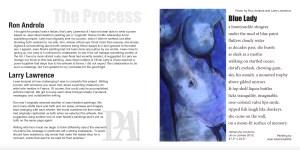 PoetsArtists . Legends Collaboration . November 2013 - page 34-35
