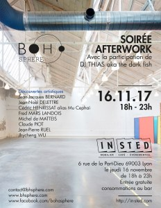 Bohosphere Afterwork and Art exhibition ...