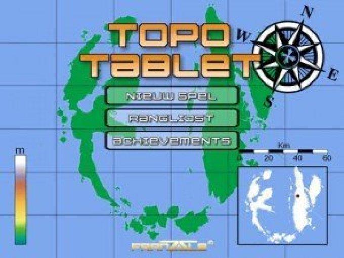Topo tablet