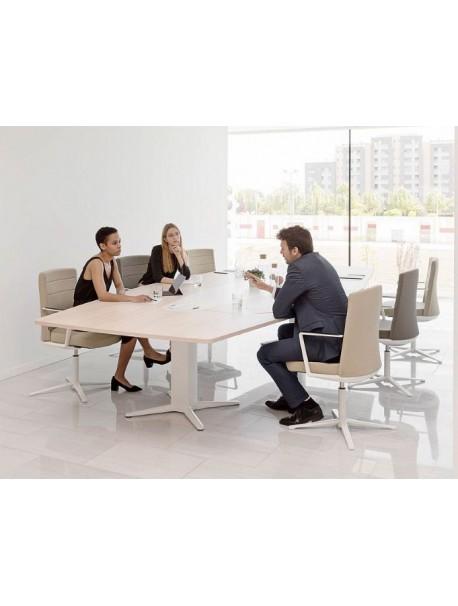 table de reunion 10 personnes power