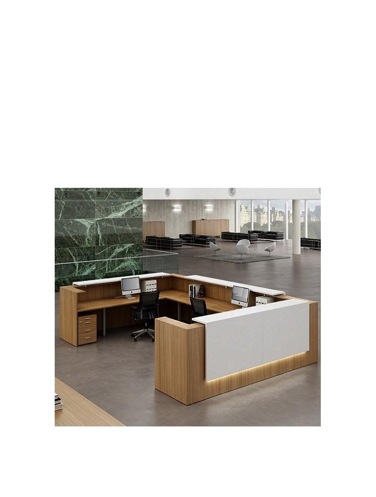 Bureau Daccueil Design MOON Sur Mesure Et Pas Cher
