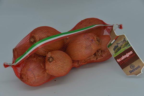 Scalogno Piacentino Italiano specialità territoriale