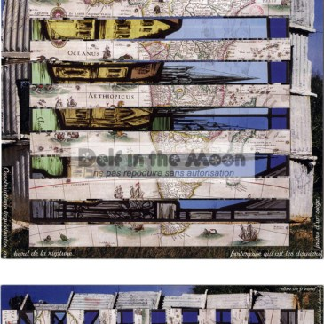 Collage 19 – série de Noël n°2