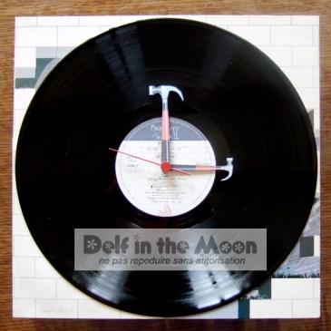 Horloge the Wall, disque n°2