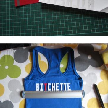 Tee-Shirt Bitchette