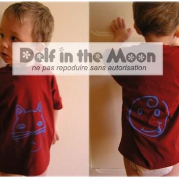 Tee-shirts 'Tom et Lilou'