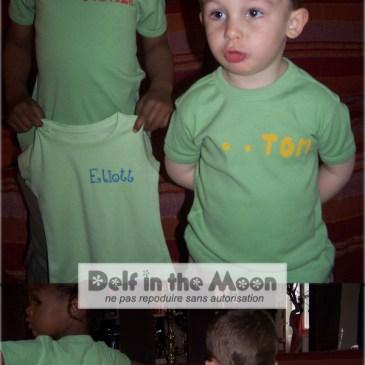 Tee-shirts enfants