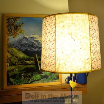 Lampe Priscille