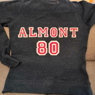 "Sweat-shirt ""Almont 80"""