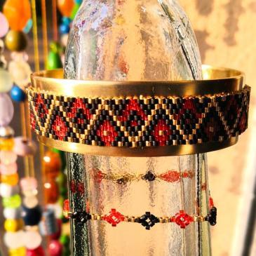 Duo de bracelets Françoise