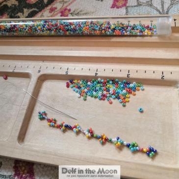 Bracelets losanges