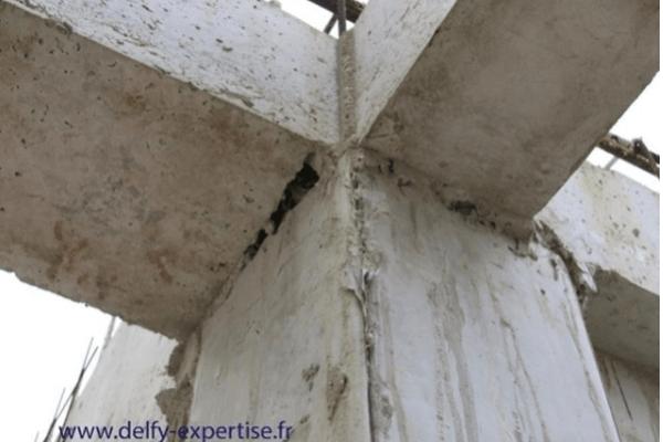 réparation des fissures dans le béton Hauts-de-Seine