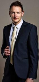 Derek Gibbons Standing