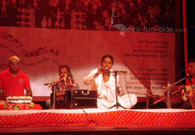 IHC Lok Sangeet Sammelan