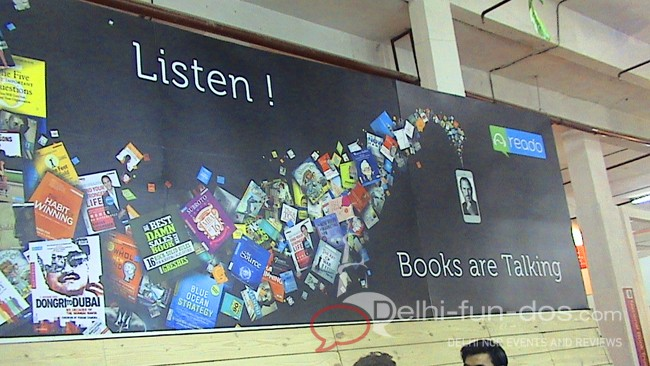 New Delhi World Book Fair 2013