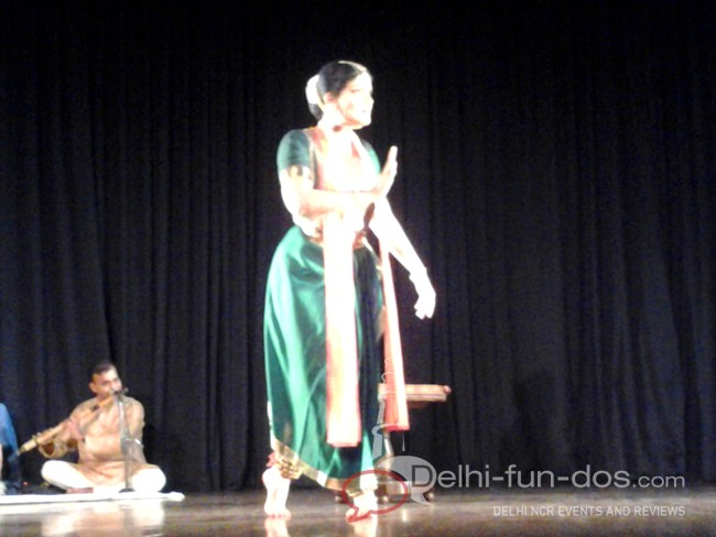 'Ashta-Darsanam' – Geeta Chandran and Sudha Raghuraman