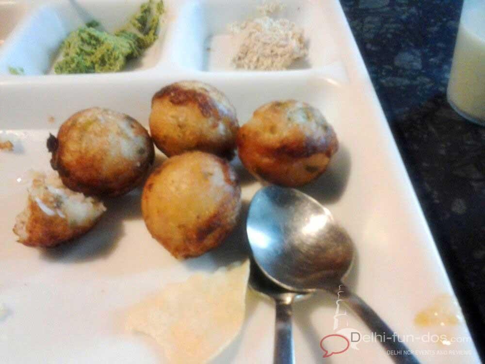 Review Of Dumpling Cafe
