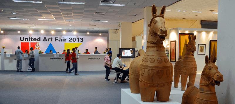 United Art Fair 2013