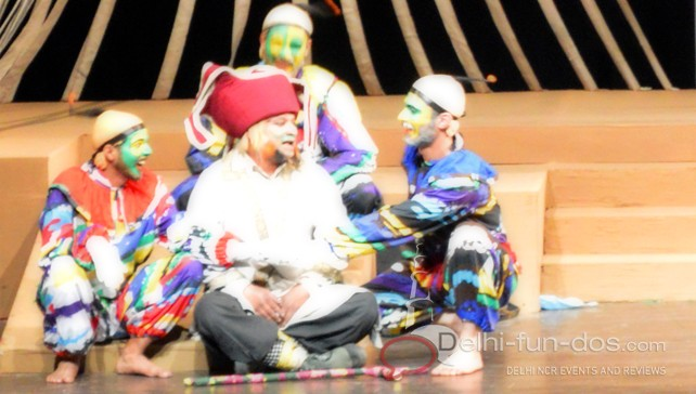 Saudagar – Bharat Rang Mahotsav 2014