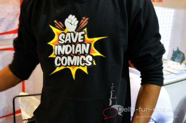 Save Indian Comics