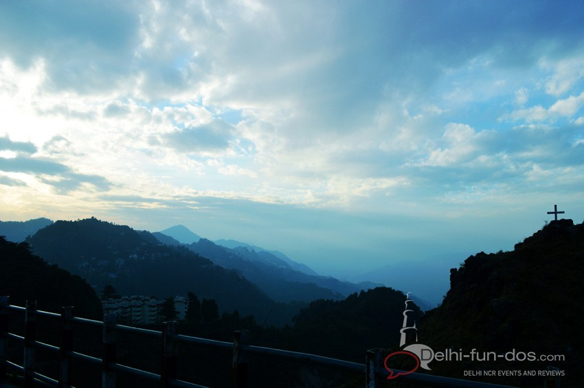 Trip from Delhi to Mussorie